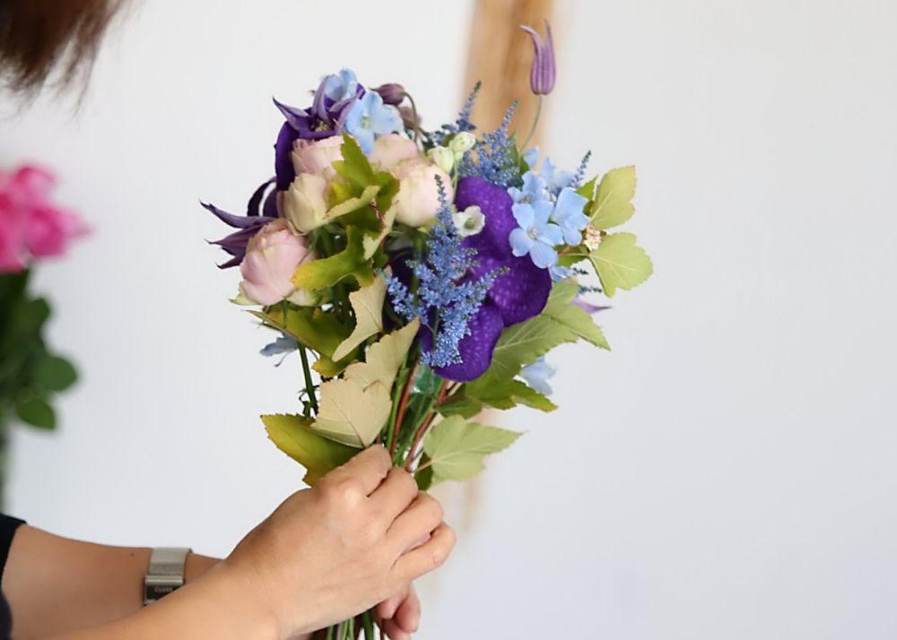 ルトロワの花スタイル